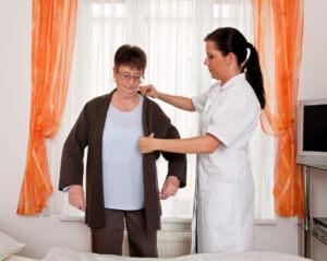 Caregiver in Robertsdale AL: Senior Care Helps